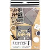 Ranger Letter It Embossing Technique Kit
