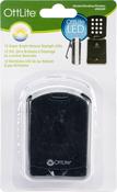 Black - OttLite LED Mini Flip Light