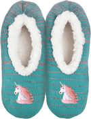 Unicorn - Small/Medium - Novelty Slippers