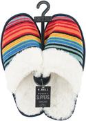 Rainbow Stripe - Small - K Bell Slippers