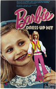 Barbie - Colorforms(R) Classic Re-Stickable Sticker Set