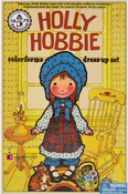 Holly Hobbie - Colorforms(R) Classic Re-Stickerable Sticker Set