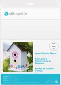 "Silhouette 8.5""X11"" Image Transfer Paper 2/Pkg"