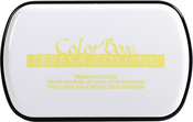Yielding Yellow - ColorBox Premium Dye Ink Pad By Teresa Collins