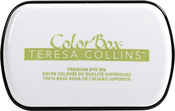 Luxuriant Green - ColorBox Premium Dye Ink Pad By Teresa Collins