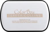 Bold Beige - ColorBox Premium Dye Ink Pad By Teresa Collins