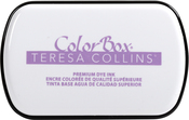 Project Purple - ColorBox Premium Dye Ink Pad By Teresa Collins