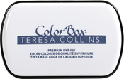 Beckett Blue - ColorBox Premium Dye Ink Pad By Teresa Collins
