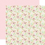 Baby Floral Paper - Sweet Baby Girl - Echo Park - PRE ORDER