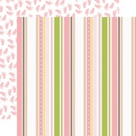 Baby Ribbons Paper - Sweet Baby Girl - Echo Park