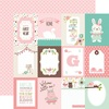 Journaling Cards 3 x 4 Paper - Sweet Baby Girl - Echo Park