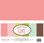 Sweet baby Girl Solids Paper Pack - Echo Park