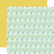 New Arrival Paper - Sweet Baby Boy - Echo Park
