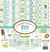 Sweet Baby Boy Collection Kit - Echo Park
