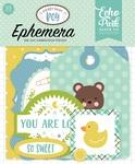 Sweet Baby Boy Ephemera - Echo Park