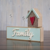 Picture Holder - Family, Complete Set