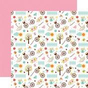 Happy Spring Paper - Hello Spring - Echo Park