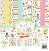 Hello Spring Collection Kit - Echo Park