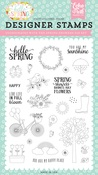 Spring Showers Stamp - Echo Park