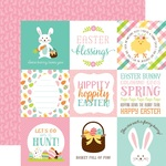 Journaling Cards 4 x 4 Paper - Hello Easter - Echo Park - PRE ORDER