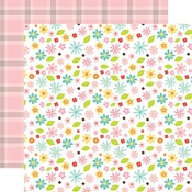 Easter Floral Paper - Hello Easter - Echo Park