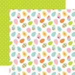 Egg-cited Paper - Hello Easter - Echo Park