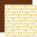 Easter Chicks Paper - Hello Easter - Echo Park - PRE ORDER