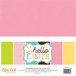 Hello Easter Solids Kit - Echo Park - PRE ORDER