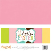 Hello Easter Solids Kit - Echo Park