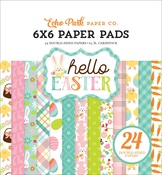 Hello Easter 6 x 6 Paper Pad - Echo Park