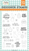 Easter Blessings Stamp - Echo Park - PRE ORDER