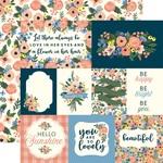 Primrose Journaling Card Paper - Flora No 2 - Carta Bella