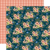 Primrose Patch Paper - Flora No 2 - Carta Bella