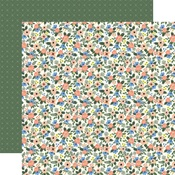 Primrose Petals Paper - Flora No 2 - Carta Bella