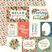 Magnolia Journaling Cards Paper - Flora No 2 - Carta Bella