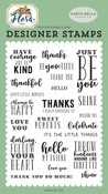 Just Be You Stamp - Carta Bella
