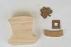 March Leprechaun Hat Wood Decor Kit