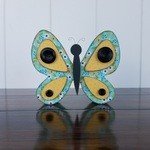May Butterfly Wood Decor Kit