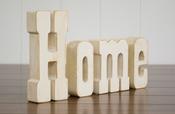 Home Wood Decor Piece