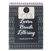 Small Brush Workbook - Kelly Creates