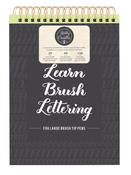 Large Brush Workbook - Kelly Creates