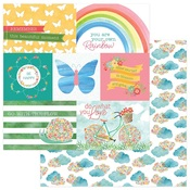 Bloom Card Paper - Spring In My Garden - Photoplay