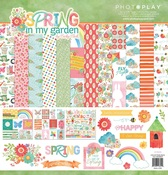 Spring In My Garden Collection Pack - Photoplay