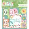 Spring In My Garden Die-cut Pack - Photoplay