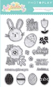 Easter Blessings Clear Stamps - Photoplay