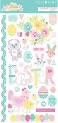 Easter Blessings Chipboard Stickers - Photoplay