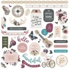 Gypsy Rose Element Stickers - Photoplay