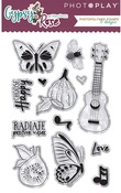 Gypsy Rose Clear Stamps - Photoplay