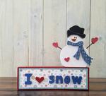 I Love Snow Complete Set