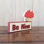Be Mine Picture Holder Wood Kit